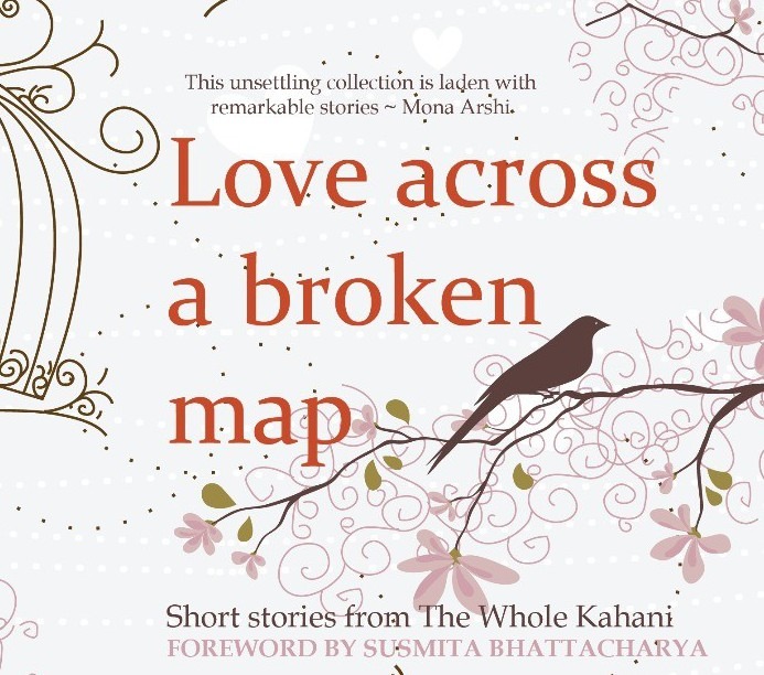 Love across a broken map