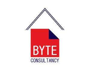 Byte Consultancy Logo on WhiteSmaller