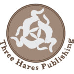 Three Hares colour medium logo