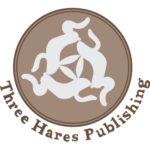Three Hares colour medium logo